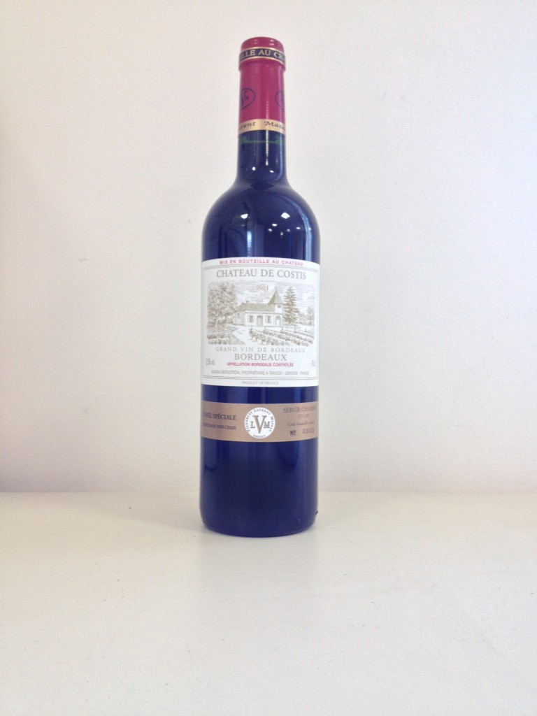 bouteille COSTIS 2014
